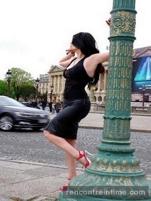 Belle Dominatrice VIP à Paris